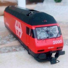 Trenes Escala: LOCOMOTORA ROCO BR 460 SBB. Lote 278169263