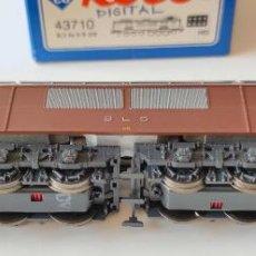 Trenes Escala: LOCOMOTORA ELECTRICA ROCO DE LA BLS AE 6/8 REF:43710 DIGITALIZADA. Lote 278532608