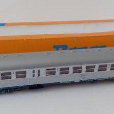 """Trenes Escala: VAGÓN """"SILBERLING"""" DE ROCO H0, LONGITUD 26,5 CM, CON CARTÓN, ENVIO 5,00 EUROS, LOT 47. Lote 278578118"""