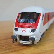 Trenes Escala: ROCO DB 1/87 VAGON DE COLA CON CABINA DE CONDUCCION. Lote 278802538
