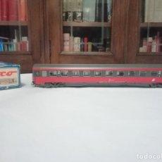 Trenes Escala: ROCO H0 44668 VAGÓN DE PASAJEROS DE 2ª CLASE TIPO BMZ ÖBB AUSTRÍACO OVP. Lote 284342313