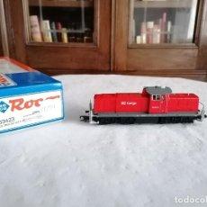 Trenes Escala: ROCO H0 63423 LOCOMOTORA DIÉSEL BR 290 029-8 DB DIGITAL NUEVA OVP. Lote 284458248