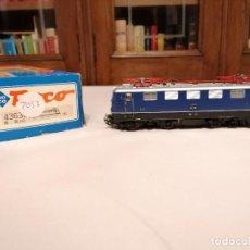 Trenes Escala: ROCO H0 43638 LOCOMOTORA ELÉCTRICA BR E41 001 DB DIGITAL NUEVA OVP. Lote 284458493