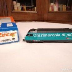 Trenes Escala: ROCO H0 63516 LOCOMOTORA ELÉCTRICA RE 460 074-8 SBB CFF DIGITAL NUEVA NEW OVP. Lote 284459633