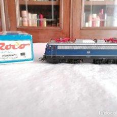 Trenes Escala: ROCO H0 43790 LOCOMOTORA ELÉCTRICA E10 110 330-8 DB DIGITAL NUEVA OVP. Lote 284460873