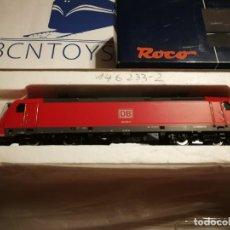 Trenes Escala: LOCOMOTORA ROCO 62500 CONTINUA. Lote 287994118