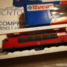 Treni in Scala: LOCOMOTORA ROCO 63741 DB E 103 CONTINUA DIGITAL. Lote 287995053