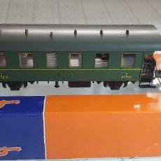 Treni in Scala: ROCO H0 VAGÓN PASAJEROS 1ª CLASE RENFE. REF. 44947. NUEVO A ESTRENAR EN SU CAJA. Lote 288064963