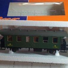 Trenes Escala: ROCO H0 VAGÓN PASAJEROS 3ª CLASE RENFE. REF. 44949. NUEVO A ESTRENAR EN SU CAJA. Lote 288066908