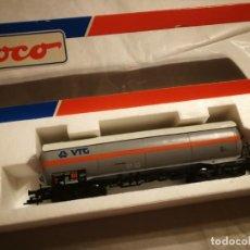 Treni in Scala: VAGÓN ROCO 46792 CISTRRNA. Lote 288135658