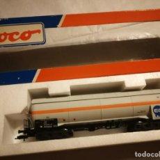 Treni in Scala: VAGÓN ROCO 46200 CISTERNA. Lote 288136263
