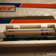 Treni in Scala: VAGÓNES ROCO 46201 CISTERNA. Lote 288138273