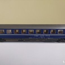 Trains Échelle: ROCO H0 COCHE DE VIAJEROS 2ª CLASE TIPO EUROFIMA, DE LA SBB CFF FFS, REFERENCIA 54234 A.. Lote 288147228