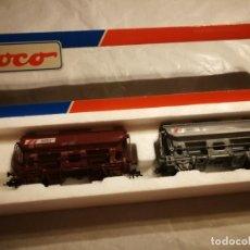 Trenes Escala: ESTUCHE ROCO 44111. Lote 288152263