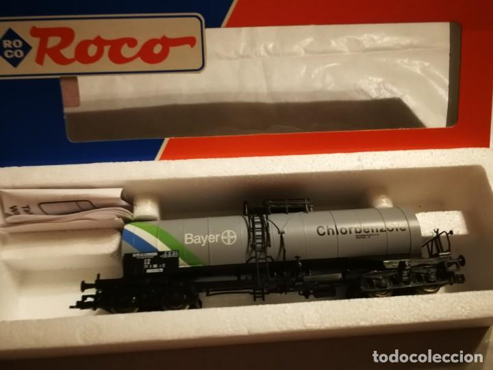 VAGÓN ROCO 46711 (Juguetes - Trenes a Escala H0 - Roco H0)