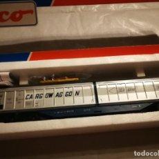 Trenes Escala: VAGÓN ROCO 46809. Lote 288153883
