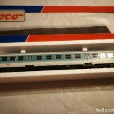Trenes Escala: VAGÓN ROCO 44247. Lote 288154623
