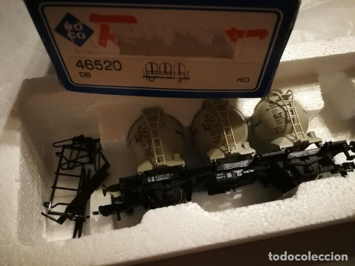 Trenes Escala: ESTUCHE 2 VAGONES ROCO 4652 - Foto 2 - 288163368
