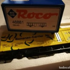 Trenes Escala: VAGÓN ROCO 46881. Lote 288164173
