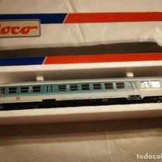 Trenes Escala: VAGÓN ROCO 2A DB. Lote 288164433