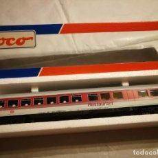 Trenes Escala: VAGÓN ROCO 44783. Lote 288164528