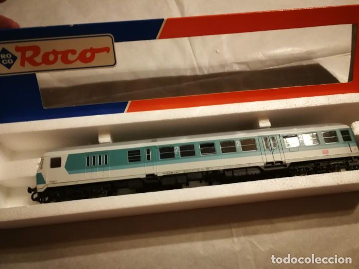 VAGÓN ROCO 44245 (Juguetes - Trenes a Escala H0 - Roco H0)