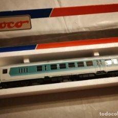 Trenes Escala: VAGÓN ROCO 44245. Lote 288164728