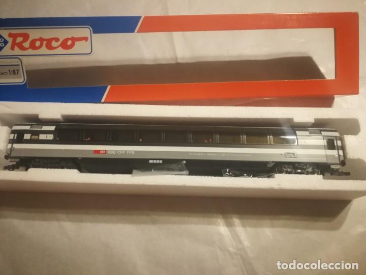 ROCO 44768 PANORÁMICO (Juguetes - Trenes a Escala H0 - Roco H0)