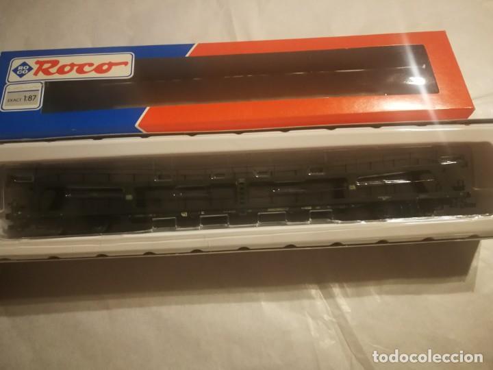 ROCO 446465 PORTACOCHES (Juguetes - Trenes a Escala H0 - Roco H0)