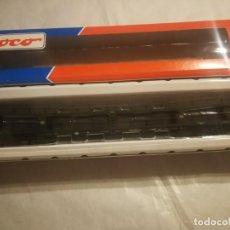 Trenes Escala: ROCO 446465 PORTACOCHES. Lote 288308863
