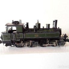 Trenes Escala: TREN : LOCOMOTORA ROCO ESCALA HO, DE LOS FERROCARRILES REALES DE BAVIERA. ENVÍO GRATUITO CERTIFICADO. Lote 288382623