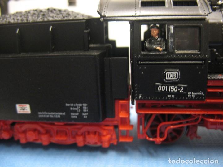 Trenes Escala: roco piko locomotora modelo vapor HO - Foto 6 - 289545138