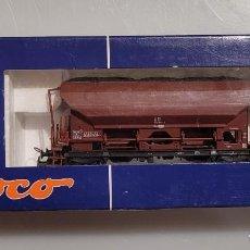 Trenes Escala: ROCO H0 66335- VAGÓN TOLVA CARBÓN DR. NUEVO. Lote 289547533