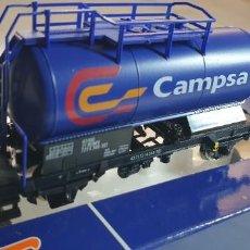 """Trenes Escala: ROCO H0 VAGÓN CISTERNA """"CAMPSA"""" DE RENFE. REF. 47776. NUEVO A ESTRENAR CON SU CAJA. Lote 289587828"""