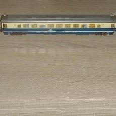 Trenes Escala: 3 VAGONES ROCO Y PIKO DB. Lote 289591803