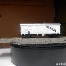 Trenes Escala: VAGÓN CERRADO ESCALA HO DE ROCO. Lote 289859858