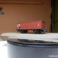 Trenes Escala: VAGÓN BORDE ALTO ESCALA HO DE ROCO. Lote 290082623