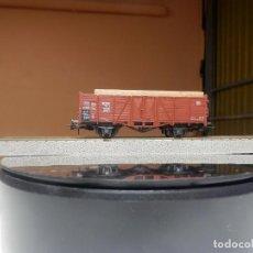 Trenes Escala: VAGÓN BORDE ALTO ESCALA HO DE ROCO. Lote 290082758