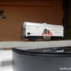 Trenes Escala: VAGÓN CERRADO ESCALA HO DE ROCO. Lote 290083008