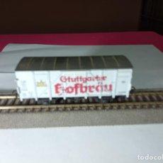 Trenes Escala: VAGÓN CERRADO ESCALA HO DE ROCO. Lote 290342418