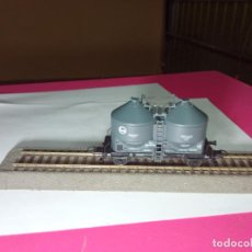 Trenes Escala: VAGÓN SILO ESCALA HO DE ROCO. Lote 290364073