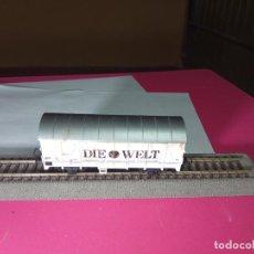Trenes Escala: VAGÓN CERRADO ESCALA HO DE ROCO. Lote 290441933