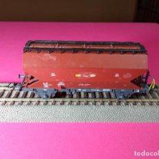 Trenes Escala: VAGÓN TOLVA DE LA DB ESCALA HO DE ROCO. Lote 290862983