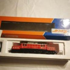 Trenes Escala: LOCOMOTORA ROCO 43485 ÖBB BR1020 CONTINUA. Lote 291243158