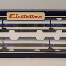 Trenes Escala: ELECTROTREN- VAGÓN DE VIAJEROS TALGO 200 UNE A.V CON LA REFERENCIA 3204 ALTERNA, ESCALA H0. NUEVO. Lote 296683913