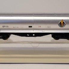 Trenes Escala: ELECTROTREN- VAGÓN DE MERCANCÍAS CISTERNA GASES LICUADOS BUTANO SA CON LA REFERENCIA 5301,H0. NUEVO. Lote 296721988