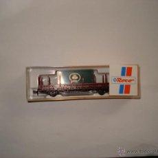 Trenes Escala: VAGON DE MERCANCIAS ROCO ESCALA N . Lote 47973895
