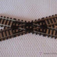 Trenes Escala: ROCO. CRUCE DE VÍAS. 104,2 MM. Y 30º. ESCALA N. Lote 53515663