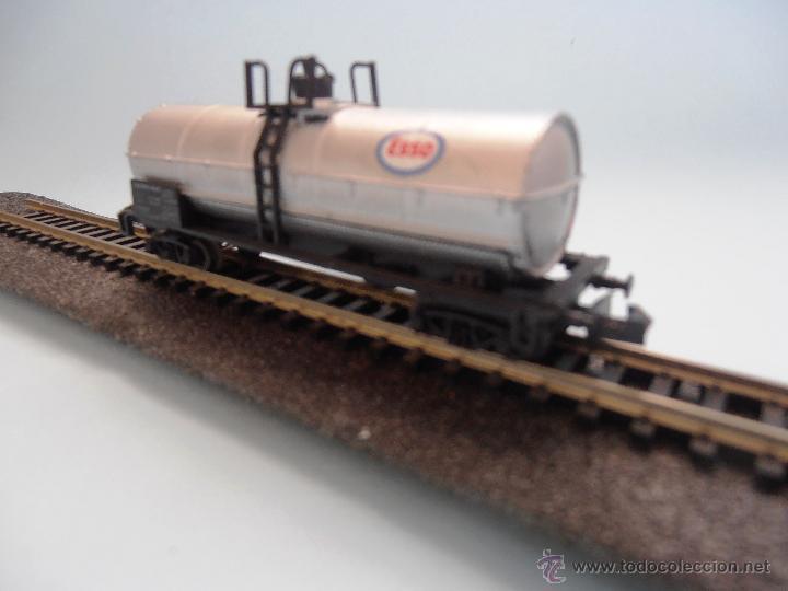 Trenes Escala: Vagón cisterna Esso Roco Escala N #JT-M - Foto 2 - 54561184