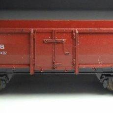 Trenes Escala: ROCO N - DB VAGÓN DE MERCANCÍAS ABIERTO. Lote 60964403
